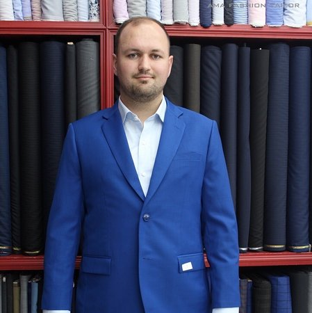 The staff at this tailor were professional.