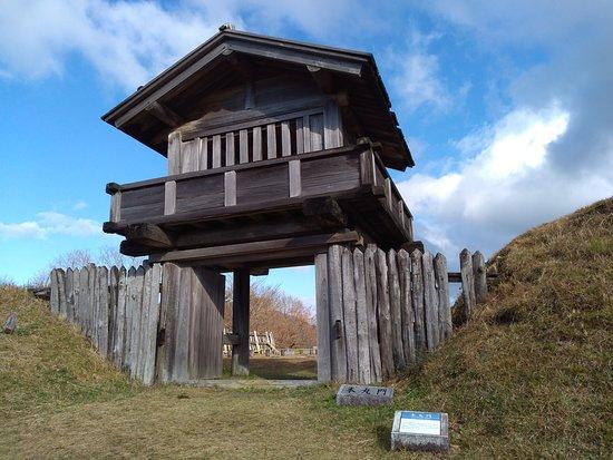 Torigoe Castle Remains
