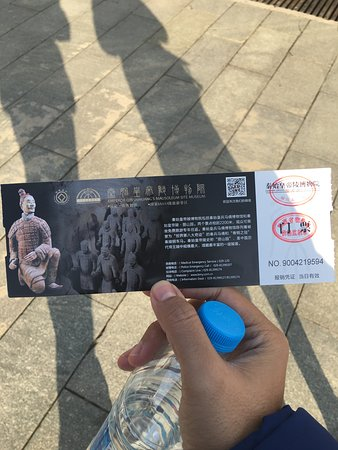 ‪‪Mini Group: Half-Day Xi'an Terracotta Warriors Discovery Tour‬: Ticket ‬