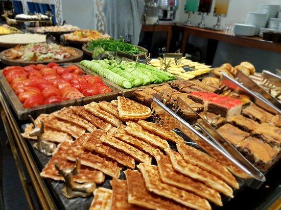 """Breakfast"" – Persian Plaza Hotel, Tehran fényképe - Tripadvisor"