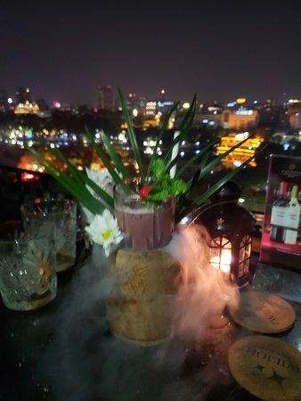 Twilight Sky Bar and Restaurant