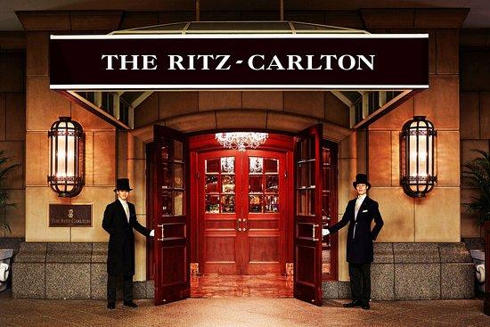 大阪The Ritz-Carlton飯店