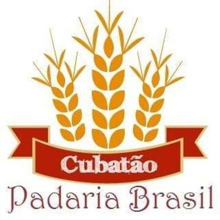Logotipo padaria Brasil