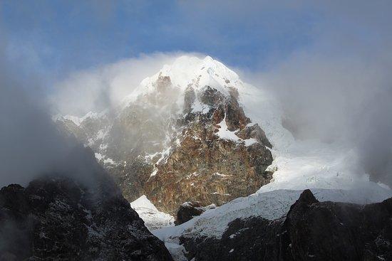 Salkantay Trek Via Inca Trail 4 Days And 3 Nights: Salkantay - a majestic snow capped wonder