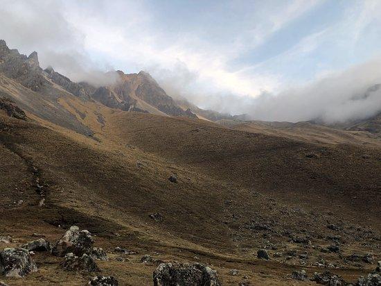 Salkantay Trek Via Inca Trail 4 Days And 3 Nights: Yep its that beautiful!!!  Doesn't look real.