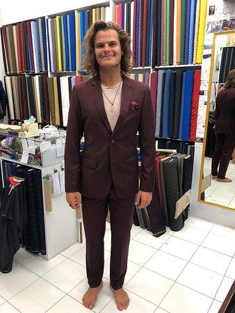 King's Fashion Tailor in Ao nang, Krabi  www.kings-fashion.com