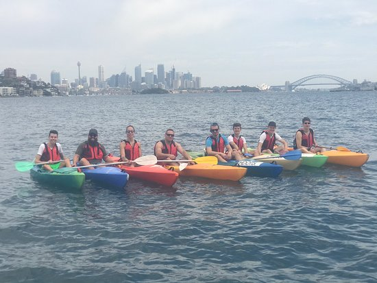 OzPaddle – Rose Bay