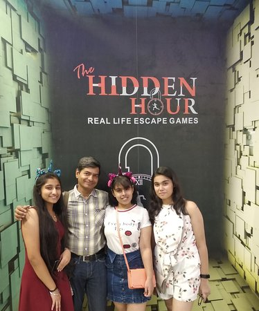 Captivated by mind-boggling Puzzles and engaging Fun activities. All the teams played exceptionally well. Ready to Challenge yourself?? The Hidden Hour !
