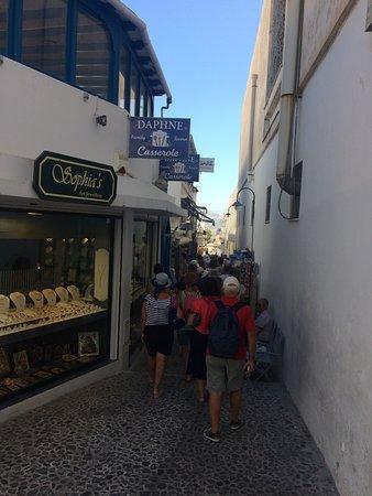 Santorini, Greece: Fira
