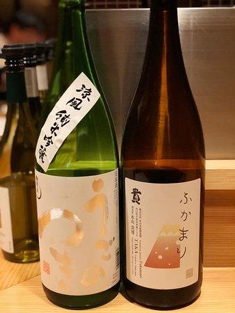 季節のセレクト日本酒をお楽しみいただけます。