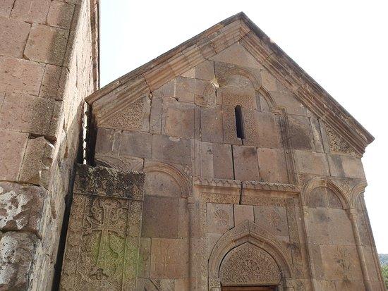Gosh, Armenië: Vista.