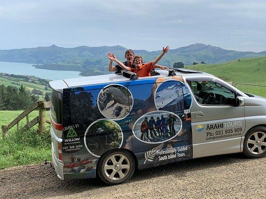 Arahi Tours NZ