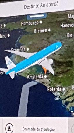 الخطوط الجوية الملكية الهولندية كيه إل إم صورة فوتوغرافية