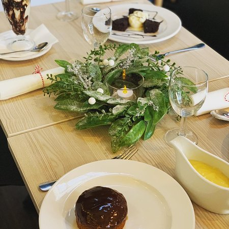 Christmas 2019 - Sticky Toffee Pudding with Custard