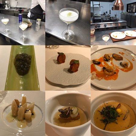 Excelente el Nuevo restaurante de Alejandro Serrano 👏👏👏