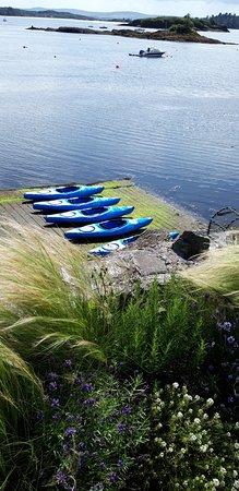 Sea Kayaking Tours In Bantry Bay/Glengarriff Bay With Outdoors Ireland