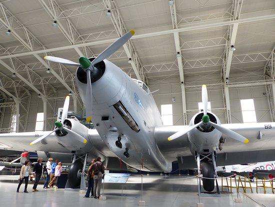 Vigna di Valle, Italy: Museo Storico dell'Aeronautica Militare