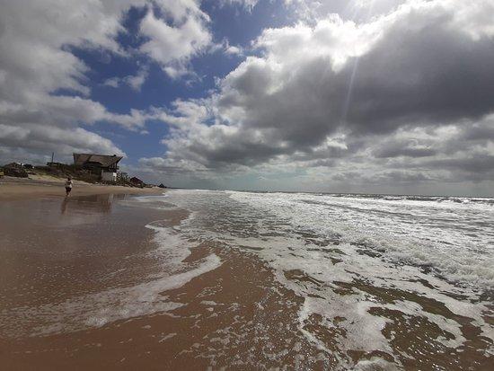 Aguas Dulces, Уругвай: mirar el infinito y disfrutar