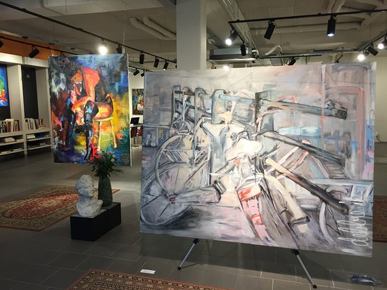 Impression of Debbie Nijland art gallery & exhibition
