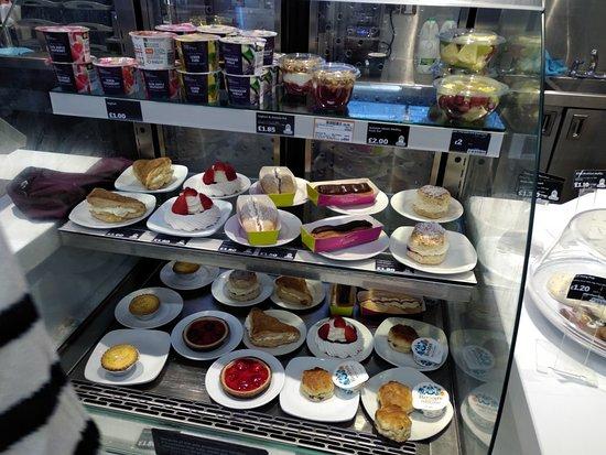 Sainsburys Cafe Bamber Bridge Cuerden Way Updated 2020