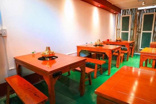 Hot Pot tables available