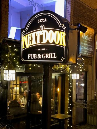 The NextDoor Pub & Grill