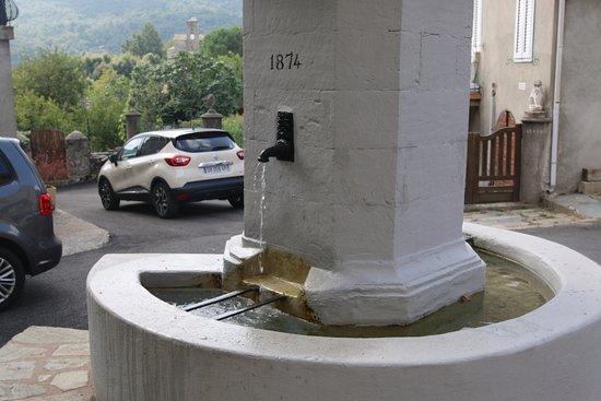 fontaine dite funtana di u supranu
