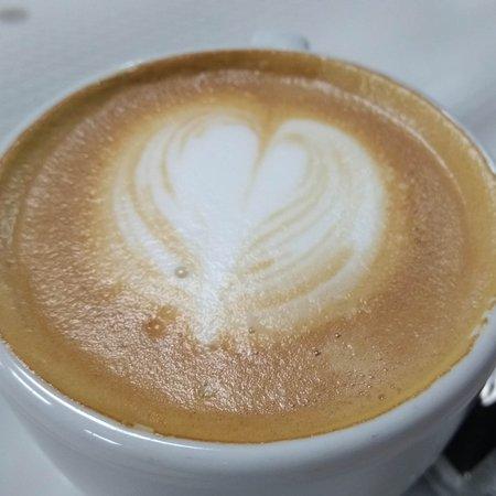 Café buenísimo