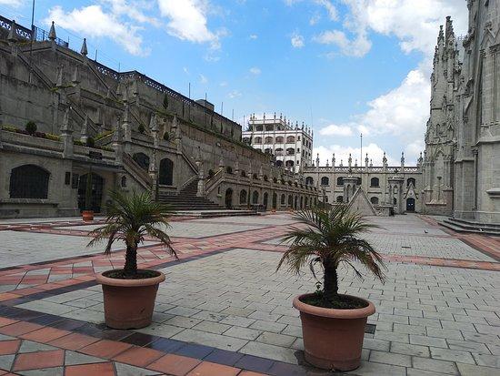 Grounds of Basilica