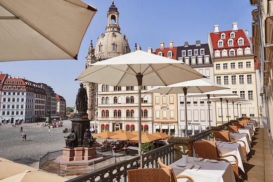 Balkon am Restaurant