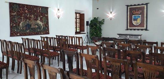 Torremolinos, Espagne : Salle pour d'éventuels mariages