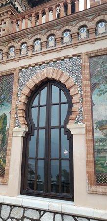 Torremolinos, Espagne : style mauresque