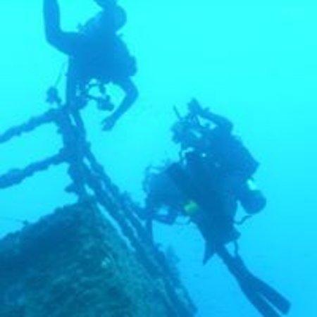 Upstate Scuba dive trip Wreck diving