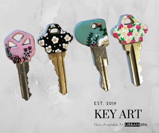 Key Art at The Urban Spa
