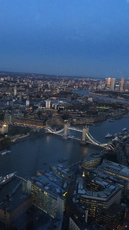 Biglietto di ingresso diretto a The View from The Shard : Views from the shard