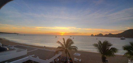 Sunrise every morning
