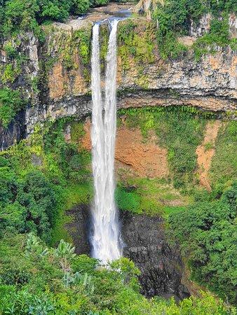 Mauritius: Vue de la cascade