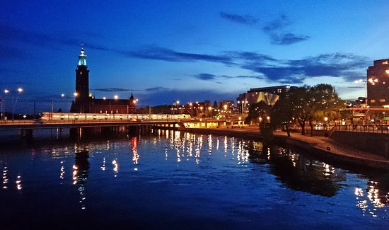 Estocolmo, Suecia: Stockholm by Night