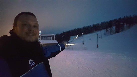 Saariselka, Finlandia: 😁😁😁