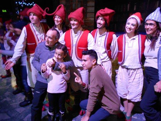 Santa Claus' elves 1