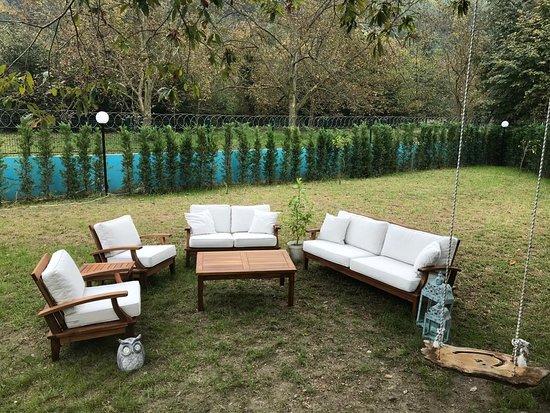 Sapanca, Turecko: Villa Frapan Bahce