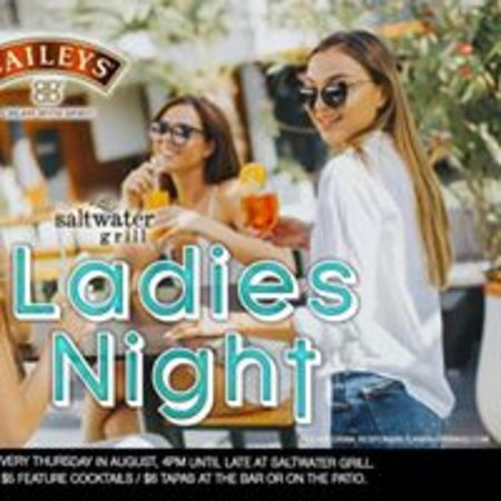 Ladies Night on the Patio - Every Thursday night from 4pm