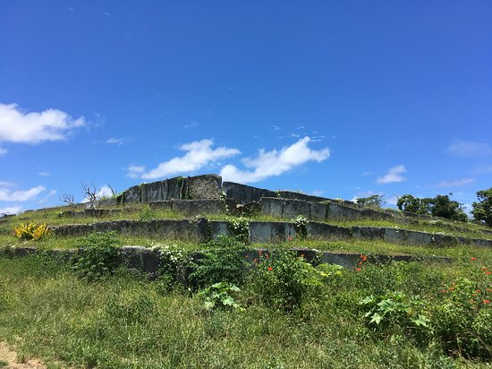 Ancient Royal Tombs of Lapaha Tongatapu Island, Tonga