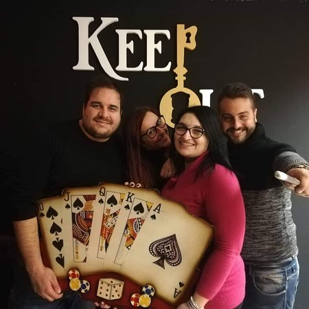 Keep Out Escape Room