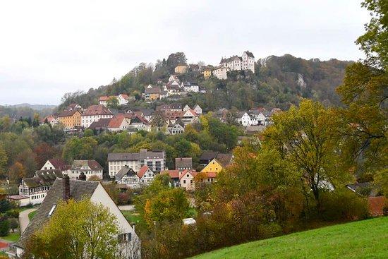 Egloffstein, Fränkische Schweiz, Bayern, Deutschland.