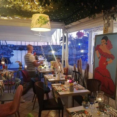 Mogán, Španielsko: RESTAURANTE MI VIDA