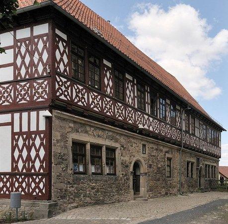 Alte Schule und Pfarrhaus