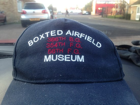 Boxted airfield museum