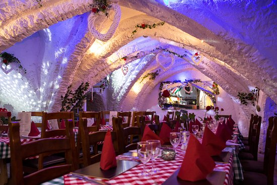 The Crypt at Trattoria Rustica Available for hire for special occasions.