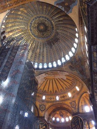 Historical Peninsula: Hagia Sophia done.